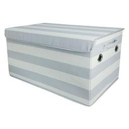 Large Rectangle Stripe Toy Storage Bin - Pillowfort™   Target