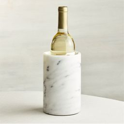 French Kitchen Marble Wine Cooler + Reviews | Crate and Barrel | Crate & Barrel
