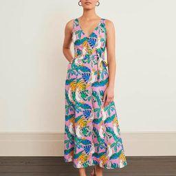 Livia Linen Maxi Dress | Boden (UK & TW)