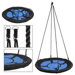 """ZENY 40"""" Waterproof Saucer Web Swing Or Saucer Tree Swing - 360 Rotate° - Attaches to Trees or E... 