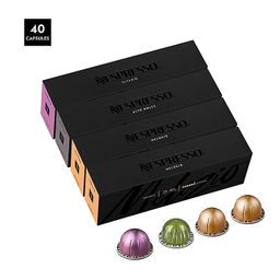 Nespresso® VertuoLine Assorted Medium Roast Coffee Capsules 40-Count | Bed Bath & Beyond