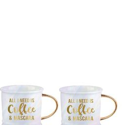 All I Need is Coffee & Mascara Mug - Set of 2 | Nordstrom Rack