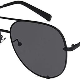 SORVINO Brand Designer Aviator Sunglasses for Women Classic Oversized Pilot Sun Glasses UV400 Pro... | Amazon (US)