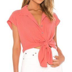 Button Beach Shirt   Revolve Clothing (Global)