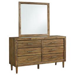 Broshtan Dresser and Mirror   Ashley Homestore
