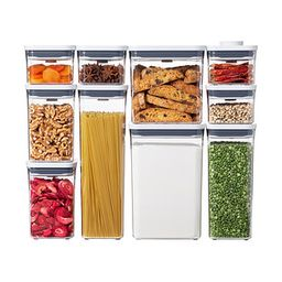 OXO Good Grips POP 10-Piece Canisters | The Container Store