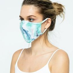 Tie Dye Face Mask for Adults   Etsy (US)