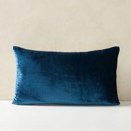 Lush Velvet Pillow Cover   West Elm (US)