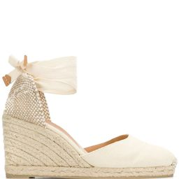 wedge heel espadrilles   Farfetch (UK)