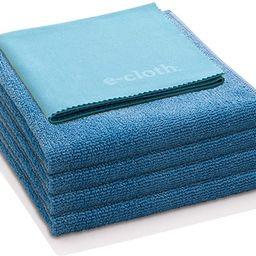 E-Cloth Home Set Microfiber Cleaning Cloth, Set of 5, Alaskan Blue   Amazon (US)