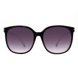 Time and Tru Women's Plastic Square Sunglasses | Walmart (US)