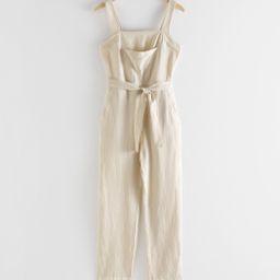 Lyocell Linen Blend Jumpsuit | & Other Stories