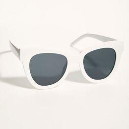 Zoe Angular Sunglasses   Free People (US)