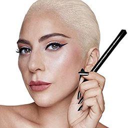 HAUS LABORATORIES by Lady Gaga: LIQUID EYE-LIE-NER | Liquid Eyeliner Makeup Pen Matte Black & Bro... | Amazon (US)