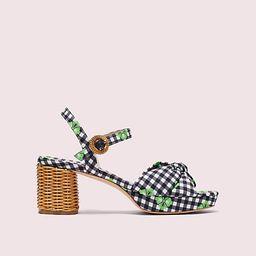 hayden knot platform sandals | Kate Spade (US)