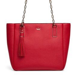 kate spade new york accessories Red Vivian Tote | Rent The Runway