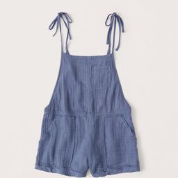 Lightweight Romper   Abercrombie & Fitch (US)