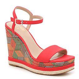 Zoha Wedge Sandal | DSW