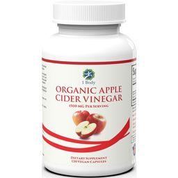 Organic Apple Cider Vinegar Pills – Bloating Relief & Weight Loss – Hunger Suppressant for Women & M | Walmart (US)