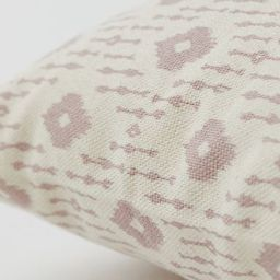 Cotton canvas cushion cover | H&M (UK, IE, MY, IN, SG, PH, TW, HK, KR)