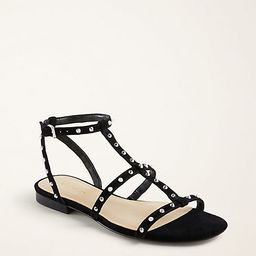 Belen Suede Gladiator Sandals | Ann Taylor | Ann Taylor (US)