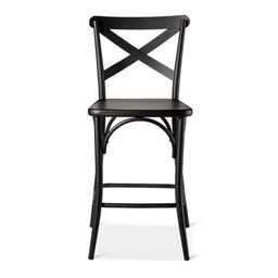 """24"""" French Bistro High Back Counter Stool - Threshold™   Target"""