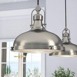 Freeda 1 - Light Single Dome Pendant   Wayfair North America
