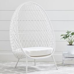 Open Weave Cave Chair | Pottery Barn Teen