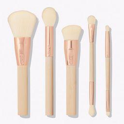 full face five brush set | tarte cosmetics