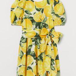 Lyocell-blend Dress               $49.99                  $39.99$49.99-20%   H&M (US)