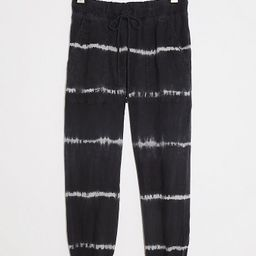 Cloth & Stone Tie-Dyed Joggers   Anthropologie (US)