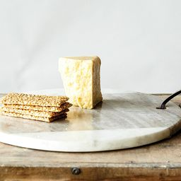 Creative Co-Op Round White Marble Cheese Board TrayKitchen Serveware   Walmart (US)