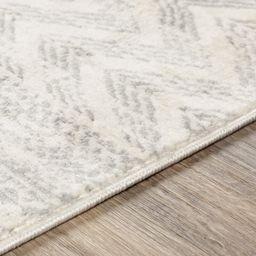 Warlick Oriental Gray/Taupe Area Rug | Wayfair North America