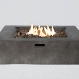 Grice Concrete Propane Gas Fire Pit Table | AllModern | Wayfair North America