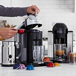 Nespresso Vertuo Coffee Maker & Espresso Machine with Aeroccino Milk Frother | Williams-Sonoma