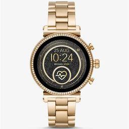Gen 4 Sofie Gold-Tone Smartwatch | Michael Kors (US & CA)