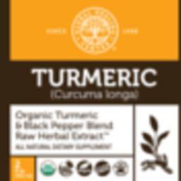 Turmeric | Global Healing Center