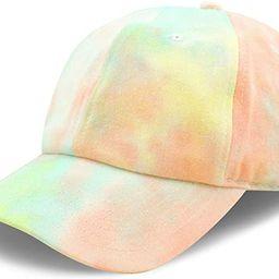 The Hat Depot Unisex Blank Washed Low Profile Cotton & Denim & Tie Dye Dad Hat Baseball Cap   Amazon (US)