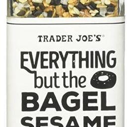 Trader Joe's Everything but the Bagel Sesame Seasoning Blend 2.3 oz, Pack of 1 | Amazon (US)