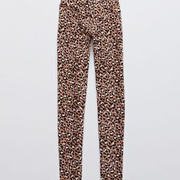 Aerie Play Real Me High Waisted 7/8 Legging | American Eagle Outfitters (US & CA)