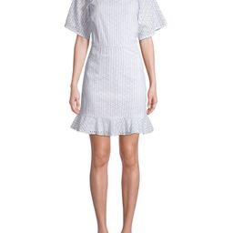 Prospect the Label Women's Eyelet Dress | Walmart (US)