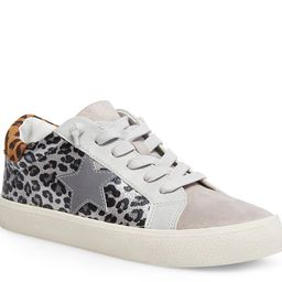 COLOR: Silver/Grey/Off White Leopard Print Fabric/Faux Leather | DSW