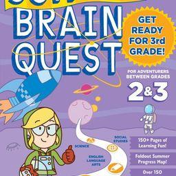 Summer Brain Quest: Between Grades 2 & 3   Walmart (US)
