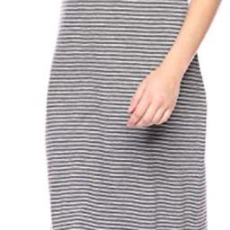 Amazon Brand - Daily Ritual Women's Lived-in Cotton Short-Sleeve Crewneck Maxi Dress | Amazon (US)