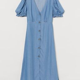 Lyocell denim dress   H&M (UK, IE, MY, IN, SG, PH, TW, HK)