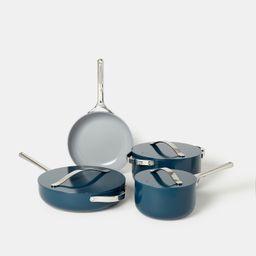 Non-Toxic Ceramic Non-Stick Cookware Set | Verishop