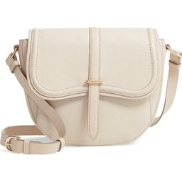 Farah Leather Crossbody Bag   Nordstrom