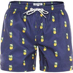 MaaMgic Mens Slim Fit Quick Dry Swim Shorts Swim Trunks Mens Bathing Suits with Mesh Lining   Amazon (US)