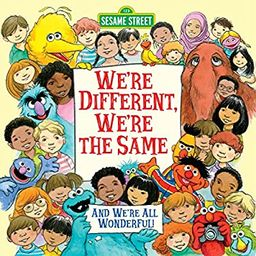 Amazon.com: We're Different, We're the Same (Sesame Street) (Pictureback(R)) (8581126911118): Kat... | Amazon (US)