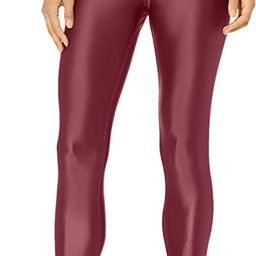 "Amazon Brand - Core 10 Women's Icon Series Liquid Shine High Waist Yoga Legging – 27"" | Amazon (US)"
